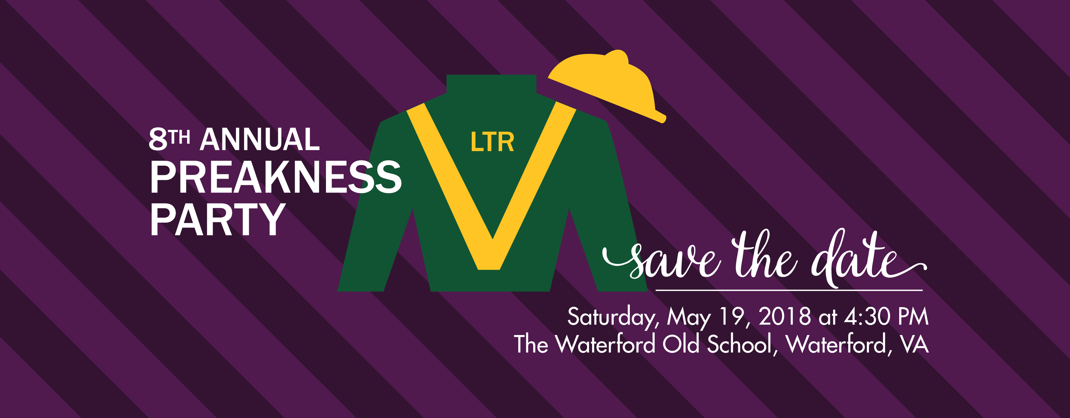 Thank you Preakness Party Sponsors, Donors and Attendees!